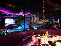 渡邊日本料理|外灘餐廳推薦!大面玻璃窗景看東方明珠,超有FU便宜景觀餐廳! @陳小沁の吃喝玩樂
