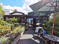 望羊蹄餐廳|73年老店,人氣洞爺湖美食餐廳,歐風小花園超美(漢堡排必點) @陳小沁の吃喝玩樂