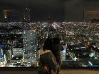 北海道JR塔觀景台T38|超美札幌夜景!札幌必去景點(含87折優惠購票) @陳小沁の吃喝玩樂