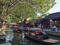 朱家角古鎮|上海必去景點!江南水鎮,必搭遊船超有FU! @陳小沁の吃喝玩樂