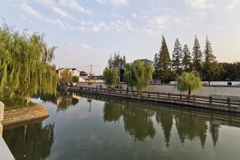 朱家角古鎮|上海必去景點!江南水鎮,必搭遊船超有FU!