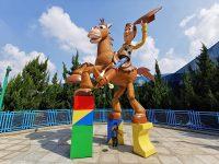 上海迪士尼住宿|上海玩具總動員酒店必住!飯店內跟胡迪拍照,超方便! @陳小沁の吃喝玩樂