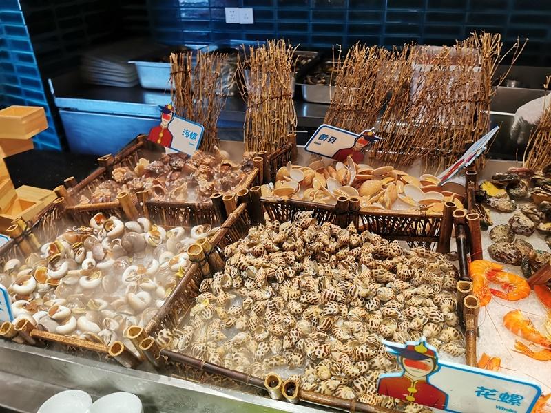 東方明珠旋轉餐廳|東方明珠看夜景吃BUFFET晚餐,超享受上海夜景餐廳!