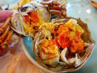 鄧仙坊大閘蟹|陽澄湖大閘蟹餐廳推薦!蟹黃多到爆,超鮮超好吃! @陳小沁の吃喝玩樂