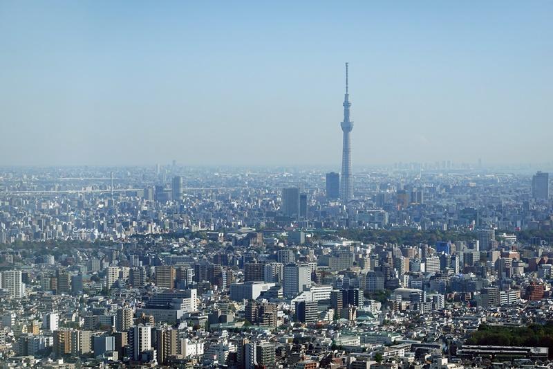 SKY CIRCUS陽光60瞭望台|東京觀景台,馬戲團概念!除了觀景還有超美光影台!