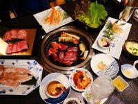 六歌仙|和牛燒肉,蟹腳吃到飽!線上訂位保證有位!超推薦東京燒肉必吃! @陳小沁の吃喝玩樂