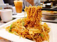 香港茶水攤南京店|好吃台北茶餐廳!大推薦鹹魚雞粒豆腐煲必吃! @陳小沁の吃喝玩樂