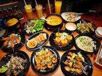 月月Thai BBQ泰式燒烤|泰式料理用串燒?!瓦城新品牌!遠百信義美食(菜單) @陳小沁の吃喝玩樂