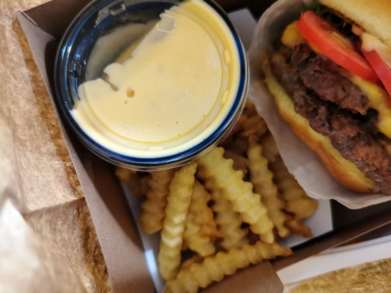 Shake Shack Tokyo Dome東京巨蛋店|超好吃的東京必吃漢堡!兩層漢堡肉超JUICY