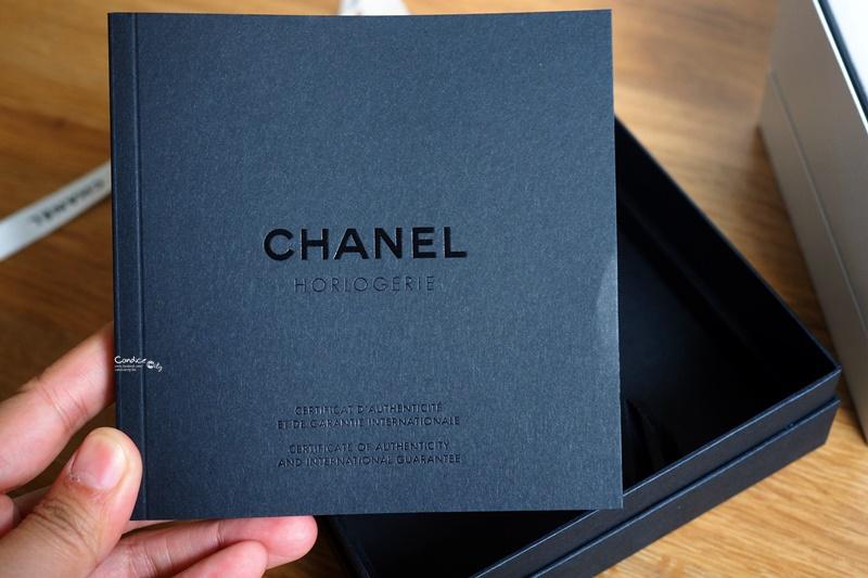 【開箱】CHANEL J12 38mm手錶,機芯透明超美!5周年結婚紀念日禮物開箱!