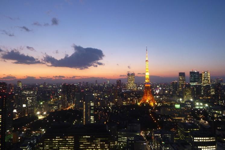 東京夜景哪邊看?必去8個東京觀景台/東京展望台懶人包!