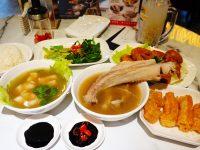 發起人肉骨茶|台北店在ATT4FUN!胡椒香氣超濃,原汁原味好好喝! @陳小沁の吃喝玩樂