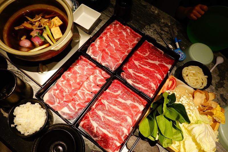 三燔礁溪|牛肉豬肉壽喜燒吃到飽,龍蝦涮涮鍋!宜蘭晶泉丰旅大餐吃這間!
