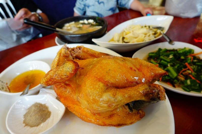 福哥石窯雞|皮超脆的宜蘭礁溪烤雞推薦!脆皮雞汁多,停車場大!