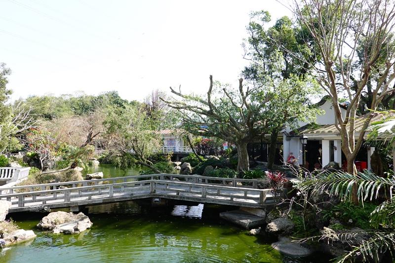 蔣府宴|在中式山水庭園中吃飯超悠閒!江浙菜餐廳(小人國餐廳)