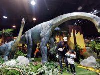 侏羅紀X恐龍水世界|獨木舟進場!許多互動設施超好玩(台北科教館) @陳小沁の吃喝玩樂