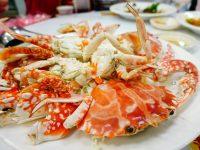 富美活海鮮餐廳|南方澳漁港必吃餐廳!生意超好,新鮮宜蘭海鮮吃這間! @陳小沁の吃喝玩樂
