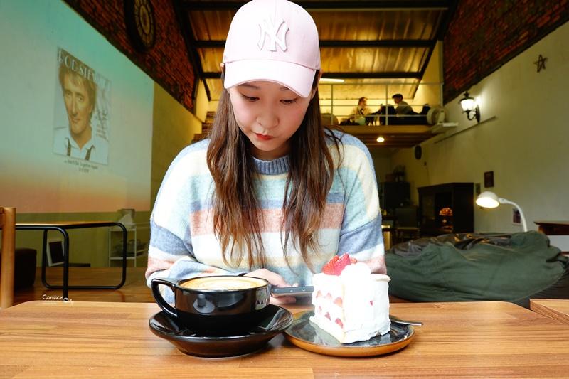 貝克宅|讓人去1次愛上的台北不限時咖啡廳!綠意盎然大窗戶超讚!