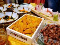 小六食堂|地址搬家!全新推出無菜單料理2.0,海膽生魚片自己配丼飯! @陳小沁の吃喝玩樂