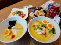 銀座篝拉麵|超夢幻東京拉麵雞白湯太好吃!台中三井OUTLET美食! @陳小沁の吃喝玩樂