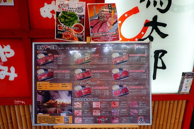 馬太郎燒肉|日本來的中山燒肉吃到飽!超威和牛漢堡排,好吃推薦!