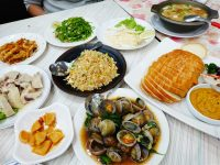 望海亭活海鮮|野柳海鮮餐廳!價格透明,不僅海鮮好吃,油雞更是招牌! @陳小沁の吃喝玩樂