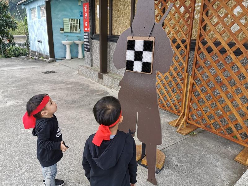 宜蘭忍者村 NINJA TOTOLO|宜蘭礁溪最新忍者村好玩!宜蘭親子景點!
