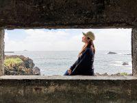 豆腐岬|超好拍窗景,像幅畫一樣的宜蘭蘇澳景點! @陳小沁の吃喝玩樂