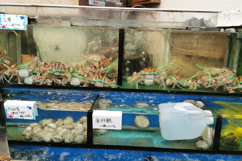富美活海鮮餐廳|南方澳漁港必吃餐廳!生意超好,新鮮宜蘭海鮮吃這間!