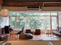 貝克宅|讓人去1次愛上的台北不限時咖啡廳!綠意盎然大窗戶超讚! @陳小沁の吃喝玩樂