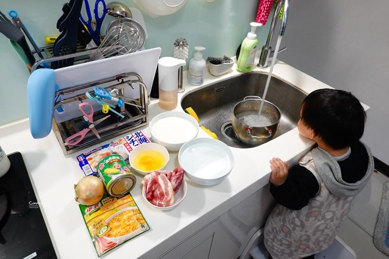 玉米濃湯食譜 簡單做超好喝的玉米濃湯做法!比餐廳賣還要好喝!