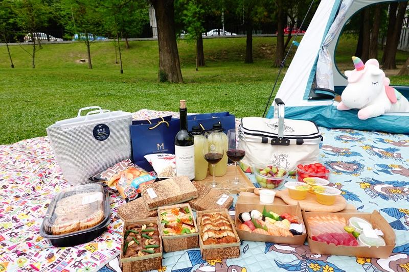 野餐準備什麼?食物/野餐墊/帳篷/用品之第一次野餐就上手!
