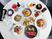 steak bistro 和洋|室外用餐美味牛排,聚餐推薦令人驚豔的遠百信義美食! @陳小沁の吃喝玩樂
