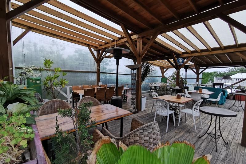 原野牧場|七星潭旁的超美看海咖啡廳,羊奶咖啡是招牌(花蓮美食)