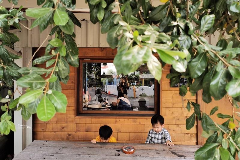 龍宮 好愛奶茶布丁,花蓮網美咖啡廳文青可看書超好拍!