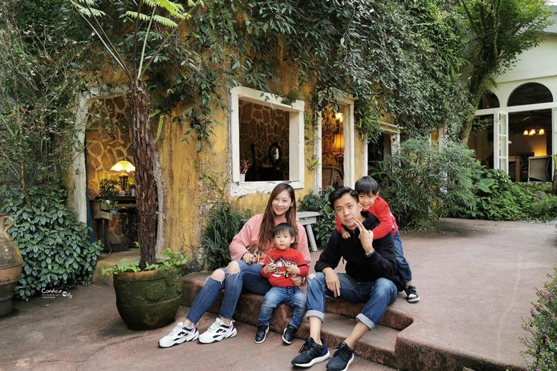 19號咖啡館|坐落山林中的白色木屋咖啡廳,陽明山餐廳推薦!