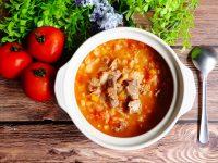 羅宋湯食譜|簡單煮就好吃的不得了!材料簡單,做法更簡單! @陳小沁の吃喝玩樂