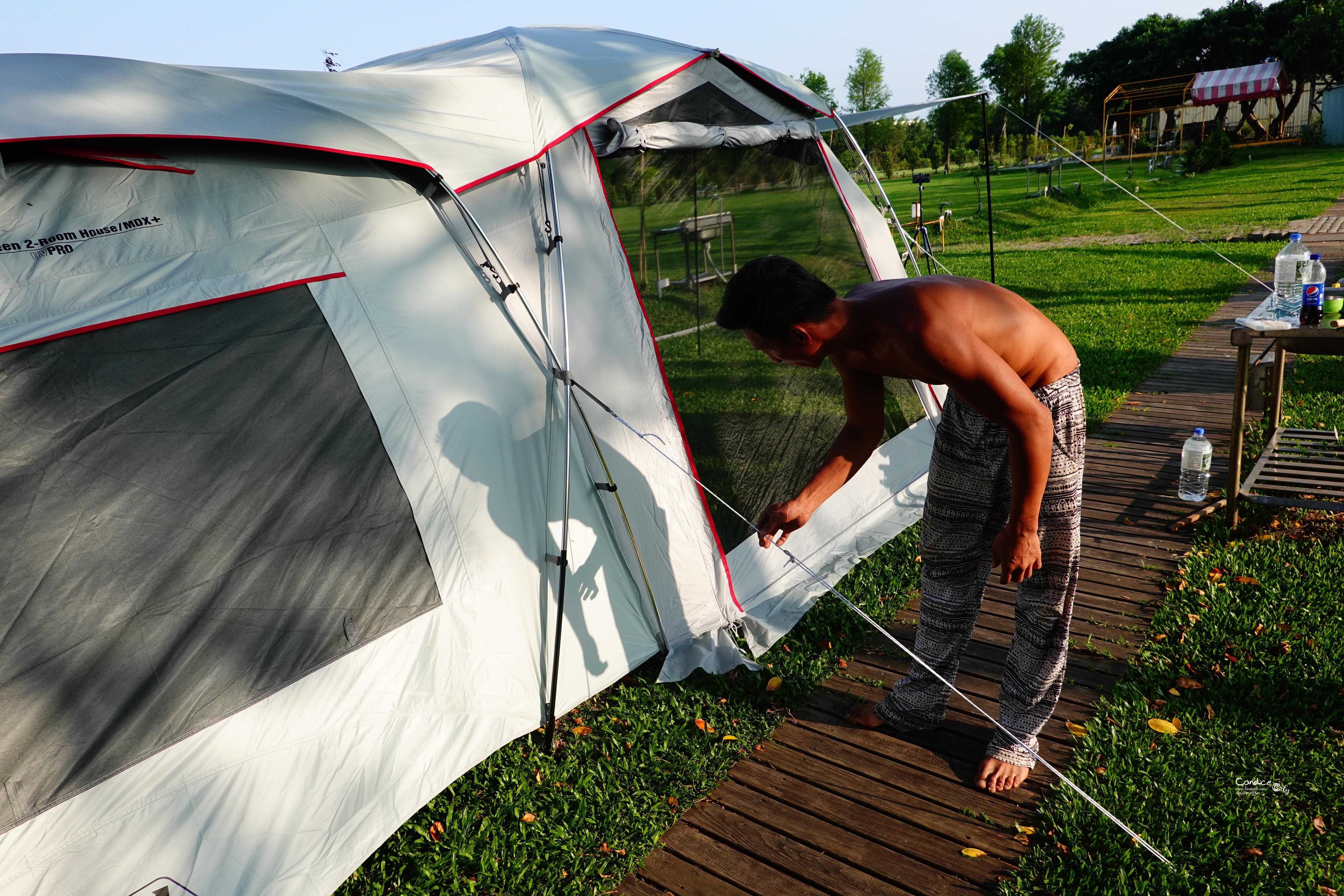 水樂活親子農場|開新帳!大草原的桃園親子露營區!玩水,溜滑梯,釣魚超好玩!