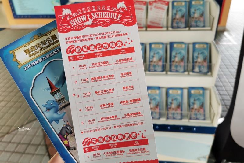 花蓮遠雄海洋公園|超好玩一日遊!怎麼玩攻略,表演時程表分享.