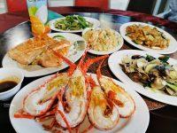 055龍蝦海鮮|尚青的花蓮海岸線餐廳推薦!必吃龍蝦450,650! @陳小沁の吃喝玩樂