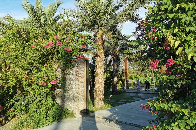 水明漾活蝦景觀餐廳|屏東峇里島餐廳,吃活蝦發呆亭看風景好讚!