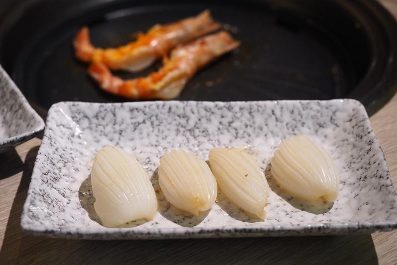 四時輕燒肉概念屋|健康燒肉,控管溫度全程代烤,燒肉也可以吃得很健康美味!