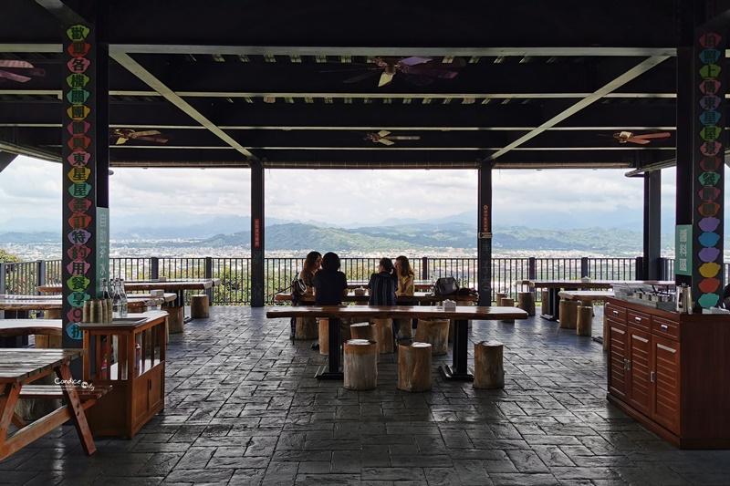 東星屋景觀餐廳|南投夜景餐廳,超漂亮夜景配美食!