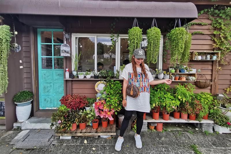 木豆 Woody nuts 植物 x 咖啡|超可愛綠意小店!早午餐又很好吃!