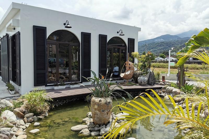 蒔花咖啡|超歐風最新宜蘭網美咖啡廳,礁溪DailyBlossom Cafe & More