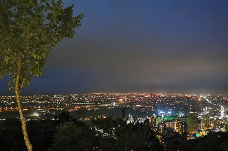 空ㄟ農場|炫彩超美宜蘭夜景!礁溪約會景觀餐廳推薦!