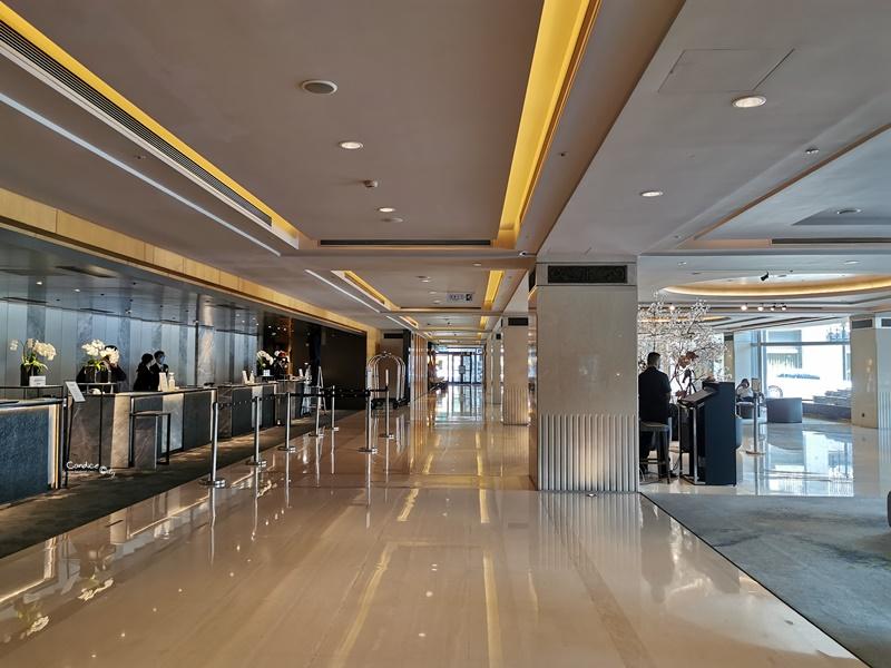 台北喜來登大飯店|超美頂樓泳池!早餐12廚好好吃!