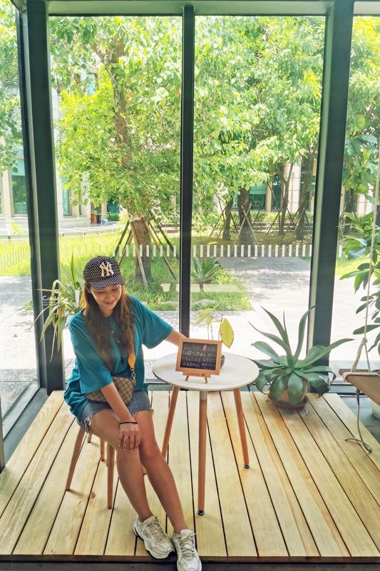 花轟小姐甜寓所 X 聽見咖啡|美術館裡的絕美宜蘭網美咖啡廳!好喜歡!