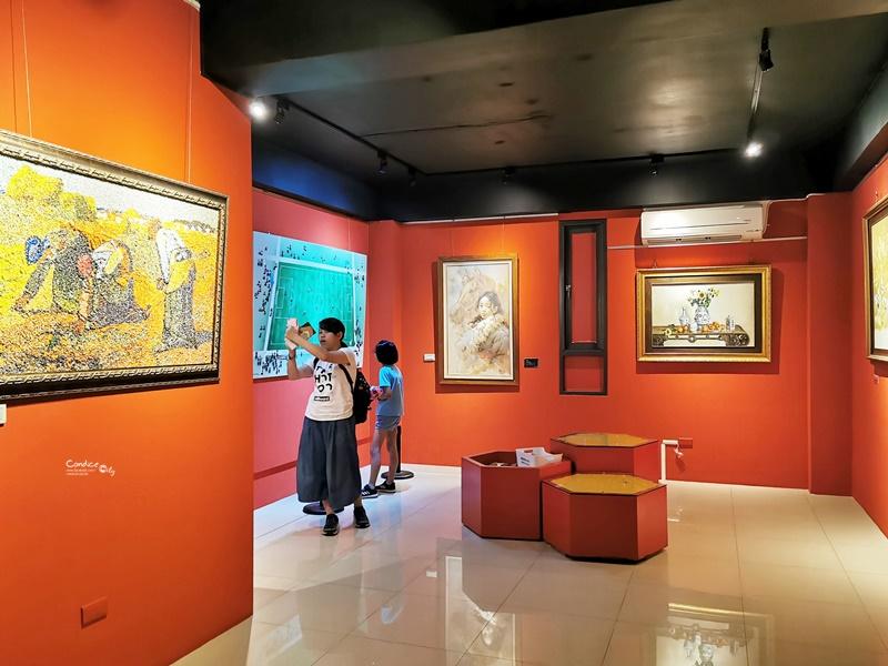 宜蘭畫框博物館|好拍照又培養藝術細胞的宜蘭親子景點!
