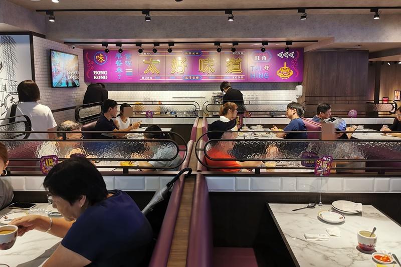 太興燒味茶餐廳 市政府信義店!香港來的台北茶餐廳,招牌奶茶與叉燒必點!